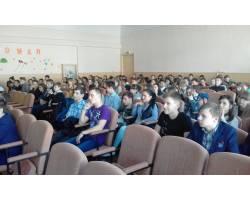 """""""Зробимо Україну чистою разом"""": учнівська молодь – за!"""