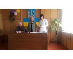 в город Чугуев прибыла дипломированная детская медицинская сестра из Германии