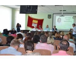 Розпочалась програма науково-практичного семінару для керівників місцевих органів управління освітою