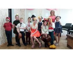 вистава дитячого музичного театру «Калейдоскоп»