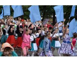 День захисту дітей по-чугуївськи