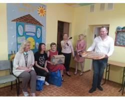 В Чугуївському міському центрі соціально – психологічної реабілітації дітей відзначали Міжнародний День захисту дітей