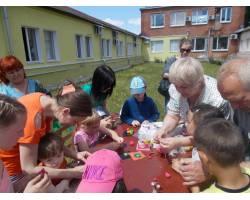 святкові заходи для дітей з інвалідністю присвячені
