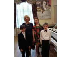 XV Всеукраїнський конкурс юних виконавців імені Людвіга ван Бетховена