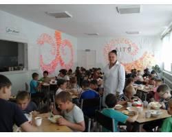 Розпочалася І оздоровча зміна в пришкільних таборах