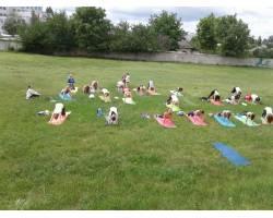 Международный день йоги!