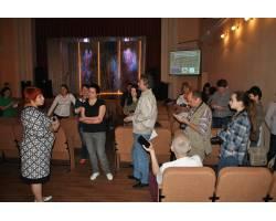 25 травня в КЦ «Імідж» пройшла завершальна прес-конференція по результатам реалізації в місті Чугуєві проекту «Всебічна стабілізаційна підтримка ВПО та постраждалого населення в Україні»