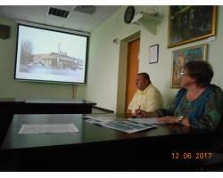 Повідомлення про проведення засідання  містобудівної ради з питань здійснення містобудівної діяльності на території Чугуївської міської ради