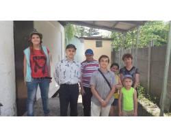 Молоді люди з особливими потребами зустрілись до Дня молоді,