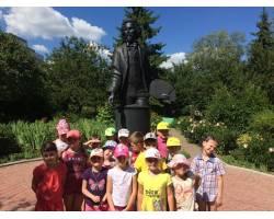 """20 червня  в дитячому закладі відпочинку """"Ромашка"""" при Чугуївській гімназії № 5 пройшов під  загальною назвою  """"День музею""""."""