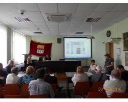 Повідомлення про проведення засідання Архітектурно-містобудівної ради з питань здійснення містобудівної діяльності на території Чугуївської міської ради