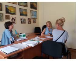 Соціальний проект для вимушено переміщених осіб (ВПО) та місцевої громади «Вільний простір».