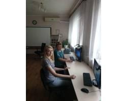 фахівцями Терцентру проводяться навчання з основ комп'ютерної грамотності
