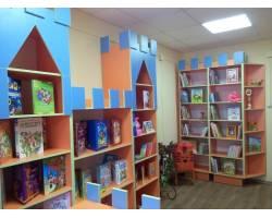 Закінчуються ремонтні роботи у бібліотеці для дітей