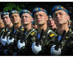 Шановні воїни-десантники!