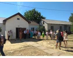 Напередодні святкування Дня міста жителів мікрорайону «Осинівка» зібрала приємна нагода - відкриття амбулаторії загальної практики сімейної медицини.