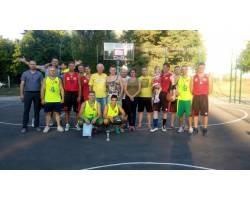 11 серпня на багатофункціональному спортивному майданчику Клугино-Башкирівської загально-освітньої школи відбулися міські баскетбольні змагання між командами «Пегас» і «Авіатор».