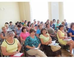 Інклюзивна освіта Чугуєва презентована на обласному педтижні