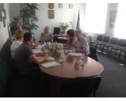 21 серпня Чугуїв відвідав експерт по підтримці місцевих органів самоврядування GIZ Штефан Дрегер