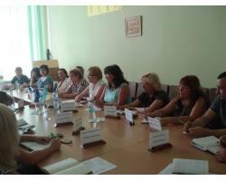 Центр раннього втручання  презентував досвід роботи  іноземним партнерам