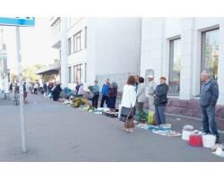 Інформація про проведення рейдів по ліквідації стихійної торгівлі в місті Чугуєві