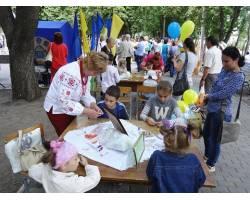 Чугуїв відзначив День Незалежності разом з позашкільними навчальними закладами