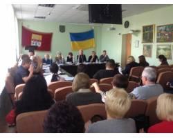 8 вересня 2017 року пройшло чергове засідання виконавчого комітету