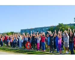 День фізкультури й спорту: школярі в авангарді!