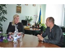 Зустріч з Михайлом Євдокимовим