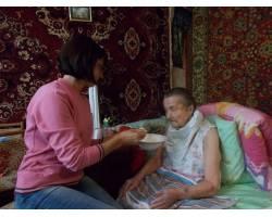 У відділенні соціальної допомоги вдома Територіального центру соціального обслуговування (надання соціальних послуг) Чугуївської міської ради надається  соціальна послуга – паліативний догляд вдома.