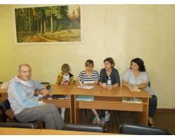 пройшло засідання Благодійного Фонду «Центр здоров'я та розвитку дитини»