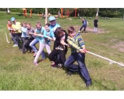 Олімпійський тиждень на базі пришкільних таборів