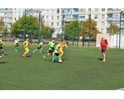 Футболісти ДЮСШ змагаються на чемпіонаті області