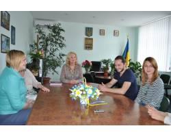 Носії англійської мови в пришкільних таборах Чугуєва