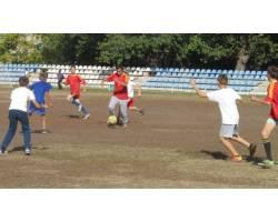 Змагання школярів з футболу тривають: відбувся черговий етап
