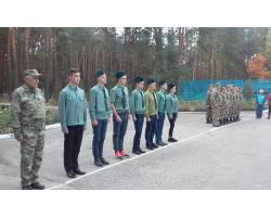 Змагання майбутніх захисників України відбулися в Клугино-Башкирівці