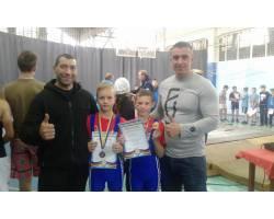 5 жовтня збірна команда міста з важкої атлетики взяла участь в обласних змаганнях з важкої атлетики у м. Харкові.