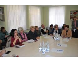 Про рівень задоволеності послугами первинної медицини  говорили учасники круглого столу