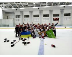 З 13 по 17 жовтня 2017 пройшов турнир з хокею серед аматорських чоловічих команд «MAN'S ISE» у місті Сочі с.Естосадок, Червона Поляна.