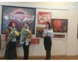 Персональна виставка робіт «Легенди Атлантиди» Олени Чернишової