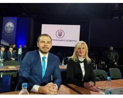 24 жовтня Чугуївський міський голова Галина Мінаєва взяла участь в шостому засіданні Ради регіонального розвитку, яке відбулося під головуванням Президента України Петра Порошенка.