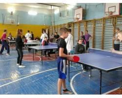 Обласні змагання з тенісу пройшли в ЗОШ № 1