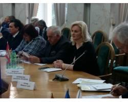 Галина Мінаєва запрошена на збори АМУ в Харкові