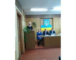 Сьогодні Галина Мінаєва відвідала медичну раду НКПОЗ «Чугуївський районний центр первинної медико-санітарної допомоги»