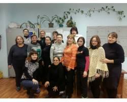 Галина Мінаєва привітала трудовий колектив пошти з Днем працівників соціальної сфери