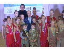 Одеська перемога студії естрадно-спортивного танцю  «FANTASY SHOW DANCE»