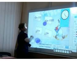 Презентація нового обладнання в ЗОШ №2