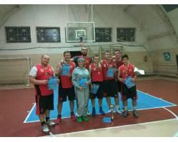 Чугуївці стали золотими призерами Чемпіонату області з баскетболу.