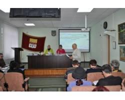 10  листопада 2017 року о 10.00 у приміщенні Чугуївської міської ради відбулося засідання ХХV чергової сесії Чугуївської міської ради  VII скликання.
