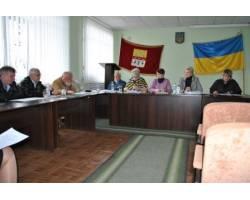 Відбулося засідання виконавчого комітету 13.11.2017